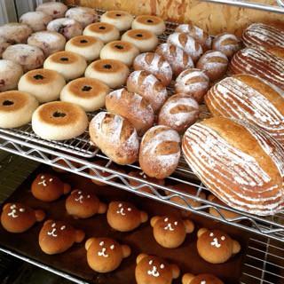 2月3日 本日のパン