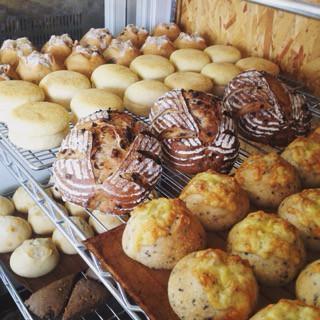 5月1日 本日のパン