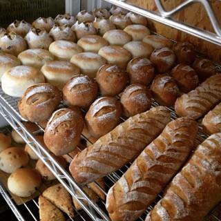 10月12日 本日のパン