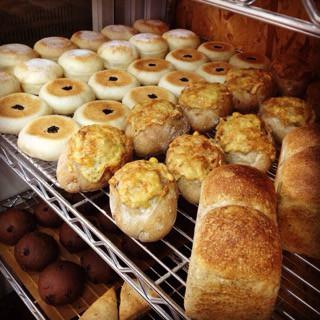 10月27日 本日のパン