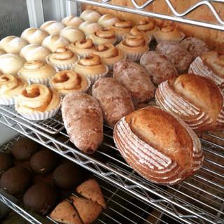 12月25日 本日のパン