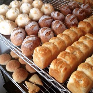 4月5日 本日のパン