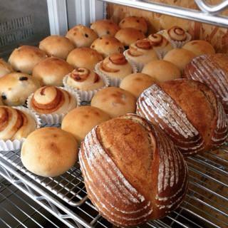4月16日 本日のパン