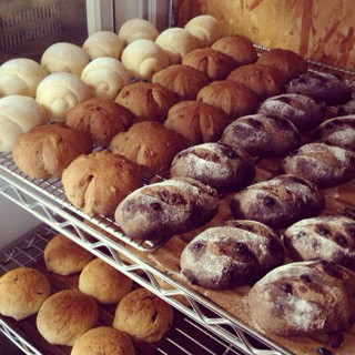 4月19日 本日のパン