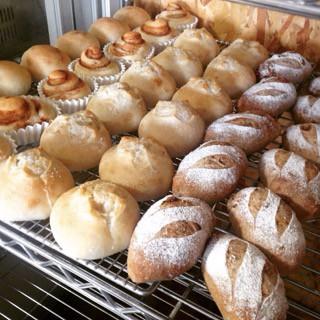 8月30日 本日のパン
