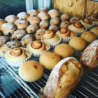 10月18日 本日のパン