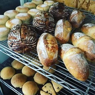 12月10日 本日のパン