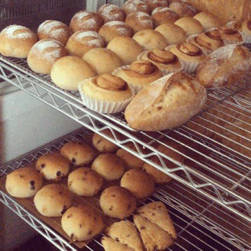 11月20日 本日のパン