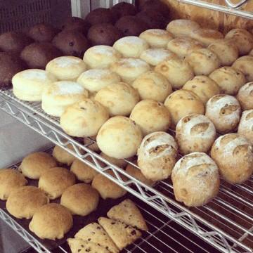 4月17日 本日のパン