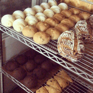 9月11日 本日のパン