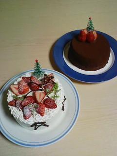 クリスマスケーキのご注文受付開始!