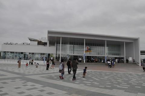 2016年8月 東北旅行最終日 仙台うみの杜水族館