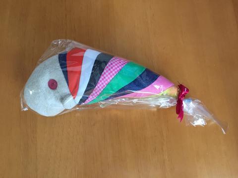 作品番号6番!魚のおもちゃ・・・?