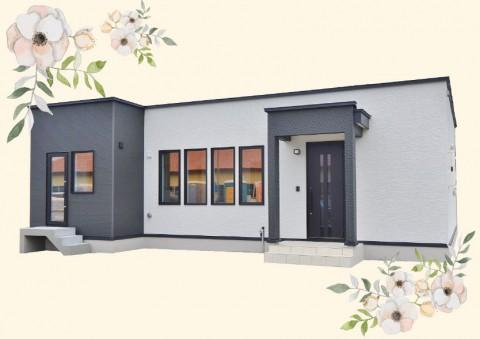 『プライベートを充実させるための家事がラクになる工夫満載な家』公開!!