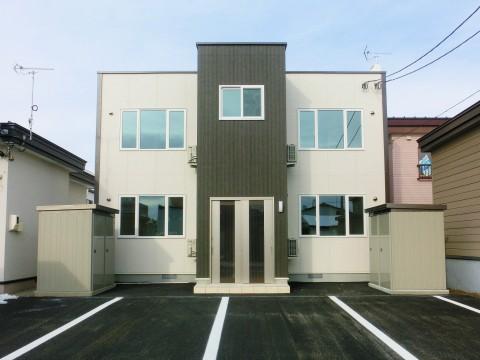 【1LDK×4戸 2棟】アパート完成見学会を開催!