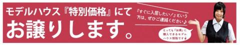モデルハウス販売イベント開催 & アパート見学会 開催!