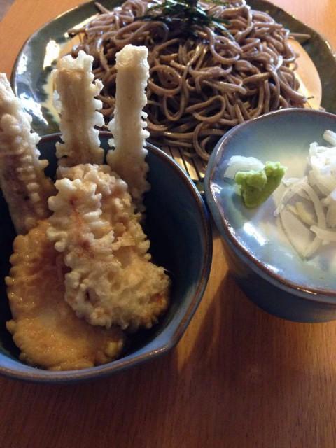 暖かくなっても 天ぷら系が人気