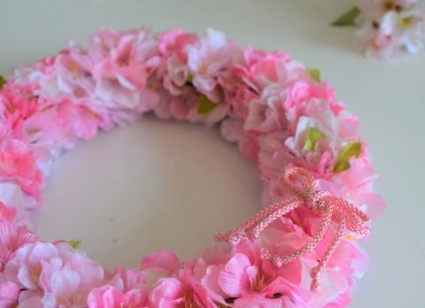 春爛漫!桜リース
