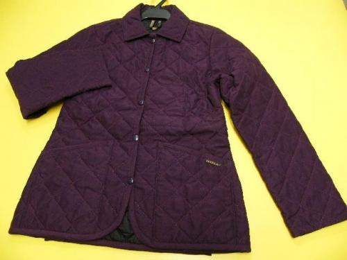 防寒性にも優れたキルティングジャケット LAVENHAM ラベンハム