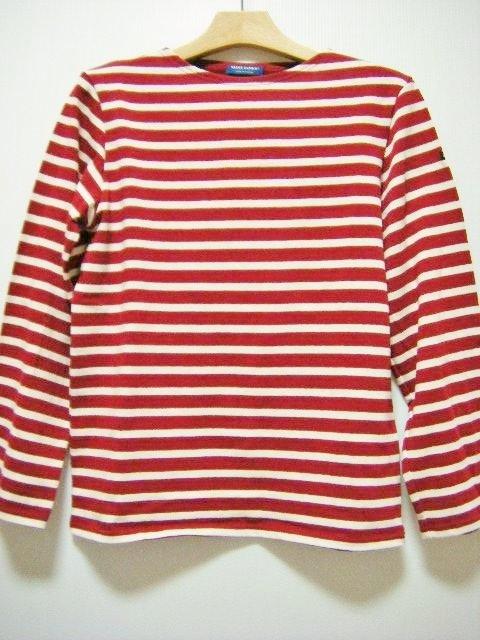 フランス発 ボーダーシャツのSAINT JAMES セントジェームス買取しています