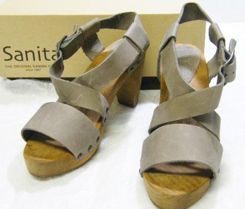 sanita買取 木靴ブランドのサニタ買取中です 当店はsanita買取店です