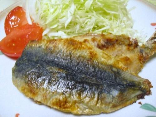 「青魚」には栄養がいっぱい!