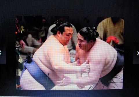 稀勢の里、幕内初優勝!!