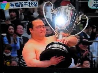 逆転優勝おめでとう!!