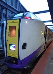 札幌へ・・・日帰り。