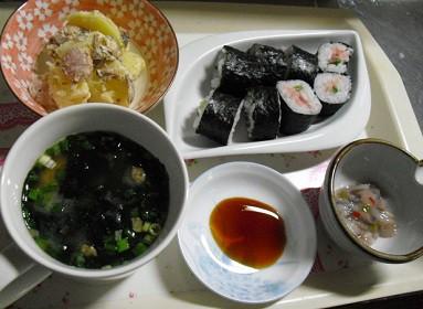 スーパー惣菜