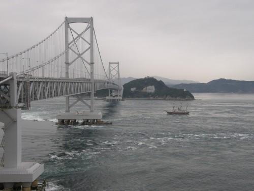 春のおでかけ2010(その2)~自然の芸術「鳴門海峡の渦潮」~
