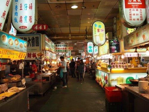 2011台湾ぐるり一周の旅vol.1~台北・士林夜市から翌朝列車で花蓮へ~