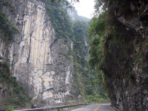 2011台湾ぐるり一周の旅vol.2~断崖絶壁の渓谷・太魯閣(タロコ)へ~