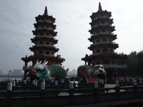 2011台湾ぐるり一周の旅vol.5~台湾第2の都市・高雄は活気のある港街~