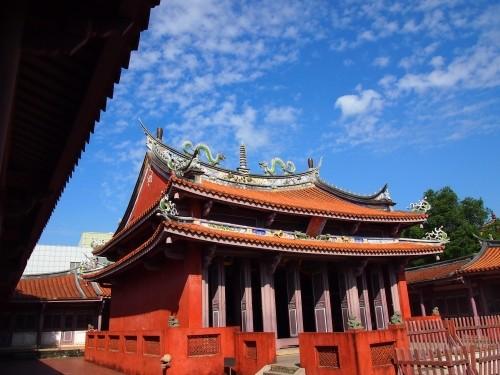 2011台湾ぐるり一周の旅vol.6~台湾の古都は食の都・台南を歩く~