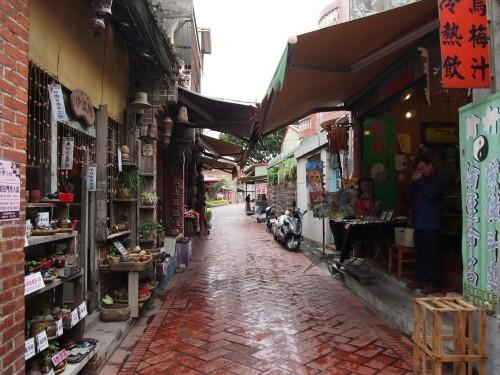 2011台湾ぐるり一周の旅vol.9~路地のある懐かしい街並・鹿港鎮と台中~