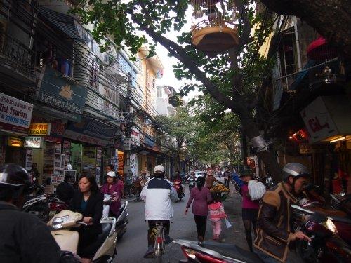 2013ベトナム縦断の旅vol.1~旅のはじめは混沌とした古都ハノイから~