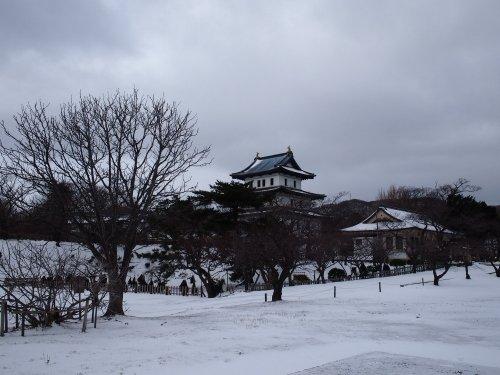 2014新年の旅18「松前-江差-函館」その1~今年は松前町役場で集合~