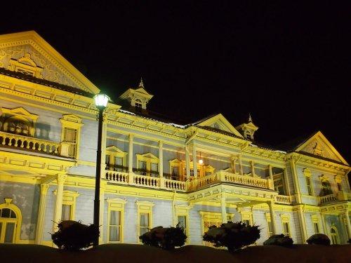 2014新年の旅18「松前-江差-函館」その4~旧大野町から夜の函館~
