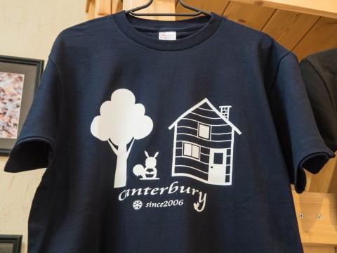 新しい「カンタベリー・カンタ君Tシャツ」が完成しました!