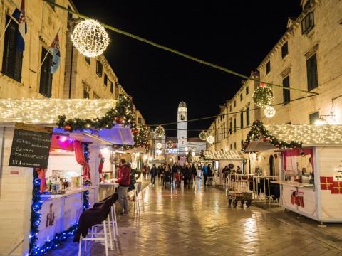2017チェコ・クロアチア・ベネチアvol.11~ドゥブロクニク旧市街を散策~