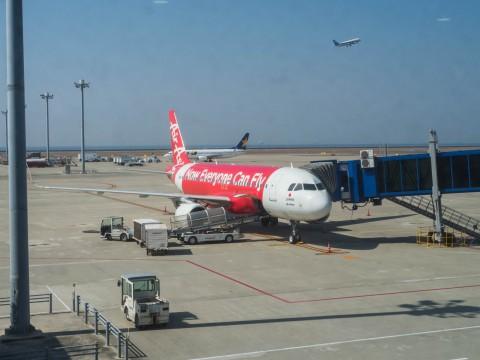 昨年秋に就航のエア・アジアでふらっと名古屋に行って来ました(1)