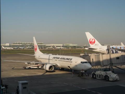 2018シンガポール&沖縄の旅(4)シンガポールー東京(羽田)ー沖縄