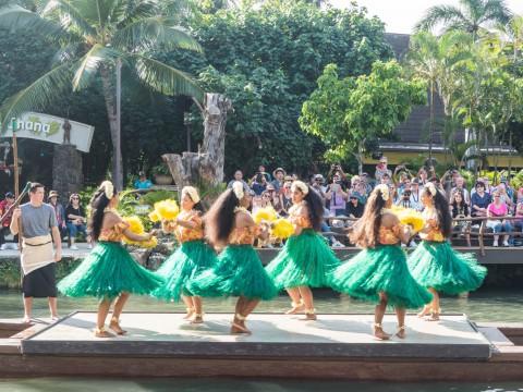 2018常夏の楽園ハワイ(ホノルル・オアフ島)へvol.2~ポリネシア文化Cへ~