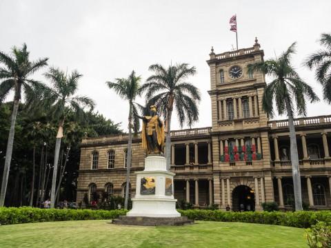 2018常夏の楽園ハワイ(ホノルル・オアフ島)へvol.5~ダウンタウンを散策~