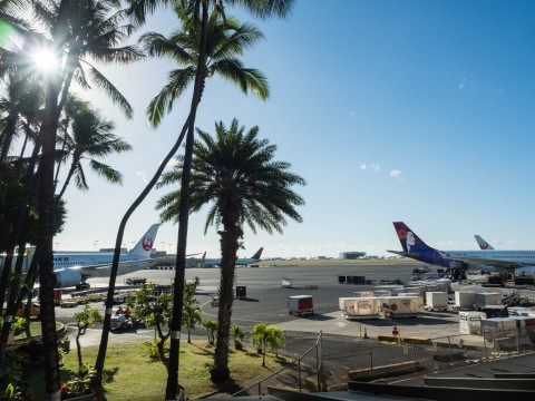 2018常夏の楽園ハワイ(ホノルル・オアフ島)へvol.7~アラモアナSC、帰国~