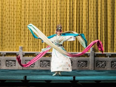 2019北京・万里の長城vol.5~京劇と昔の色街八大胡同&王府井~
