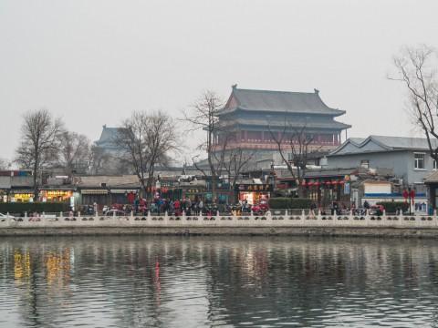 2019北京・万里の長城vol.6~馬連道茶城、什刹海そして首都空港~