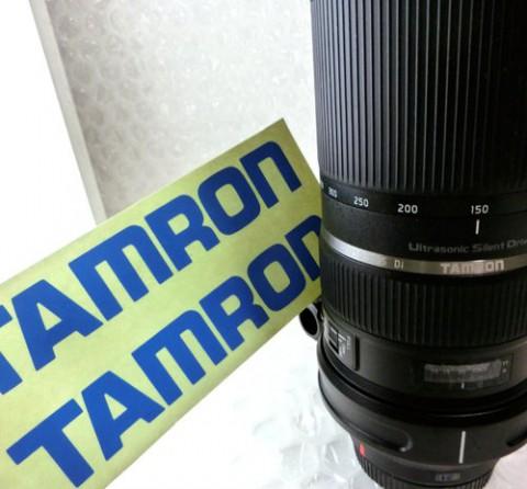 タムロン新レンズ導入へ
