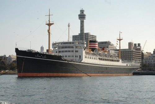 奇跡の船『氷川丸』・・・太平洋戦争を生き残った客船